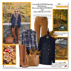 """""""I can smell autumn dancing in the breeze. The sweet chill of pumpkin and crisp sun burnt leaves!!"""" by lilly-2711 ❤ liked on Polyvore featuring Amapô, Pierre Balmain, Lauren Ralph Lauren and Chloé"""