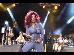 Chaka Khan: 'Ain't Nobody'. Original from the Rufus And Chaka Khan LP: 'Stompin' At The Savoy' Music Tv, New Music, Musica Disco, Chaka Khan, Old School Music, Entertainment Video, Rhythm And Blues, Stevie Wonder, Thats The Way
