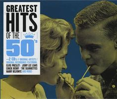 VARIOUS ARTISTS  GREATEST HITS OF THE 50S [BMG SPECIAL PRODUCTS] NEW CD