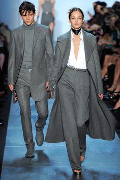 Michael Kors - Fall 2011 Menswear - Look 1 of 15