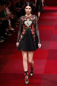 Kendall Jenner: fashion's latest runway star
