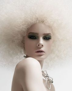 Ethereal by Damien Carney - See more #hair collections on www.salonmagazine.ca #beauty