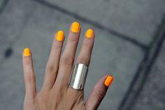 Inspirational: Bright Orange / Tangerine