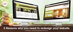 5 Reasons why you need to redesign your website