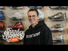 KIX & LIDZ: Video: Logic Goes Sneaker Shopping With Complex...Logic goes Sneaker Shopping with Joe La Puma at Flight Club in Los Angeles, and talks about why he loves SB Dunks so much and how he got his first pair of Jordans.