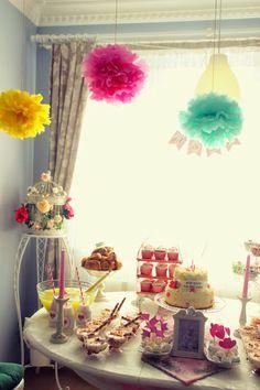 Asya'nın Diş Buğdayı Partisi-Balköpüğü Blog   Alışveriş, Dekorasyon, Makyaj ve Moda Blogu Baby Shower Party