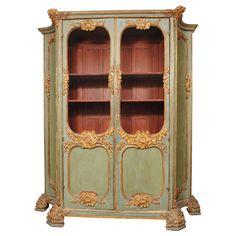 18th c. Italian cupboard