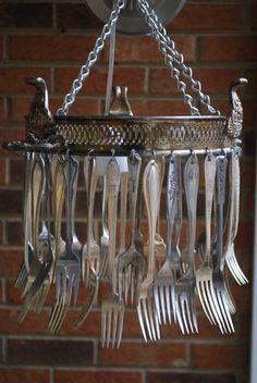 Silverware chandler