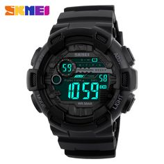 8.85$ (More info here: http://www.daitingtoday.com/2017-new-skmei-1243-man-sports-digital-wristwatches-both-time-clock-timing-alarm-back-light-waterproof-fashion-watches ) 2017 New SKMEI 1243 Man Sports Digital Wristwatches Both Time Clock Timing Alarm Back Light Waterproof Fashion Watches for just 8.85$
