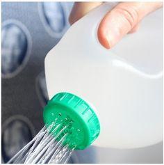 goedkope gieter (eerst nog even flink melk drinken ;-)