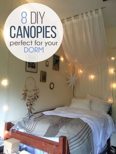 """Decorating your dorm room is one of the most exciting parts about going back to school. It's the space where you'll spend most of your time—hanging out, studying, watching Netflix—so you want to make it as """"you"""" as possible. It is important that your..."""