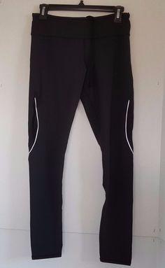 Zella Womens Black 'Perfect Run' Tights Size Medium #Zella #PantsTightsLeggings