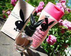 Alenka's beauty: Playboy Play it Lovely. Eau de Toilette & Shower C...