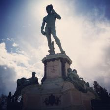 Vantage points across Europe Italy summer Florence roadtrip Statue of David Florence Italy Summer, Live Love, The Locals, Florence, Statue Of Liberty, Road Trip, David, Europe, Culture