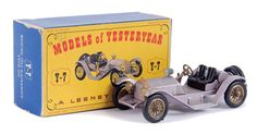 Matchbox Models of Yesteryear No.Y7-2 Mercer Raceabout Type 35J