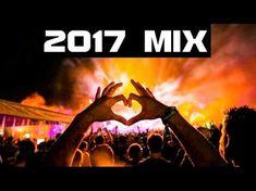 Workout Music Mix #5 - EDM Electro House | Gym Motivation for 2017 | - YouTube