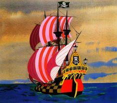 Captain Hook - Mary Blair