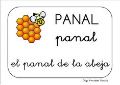 plantilla fichas Blended Learning, Bee, Families, Kindergarten, Spanish, Club, Google, Bees, Insects