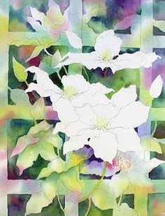 Ann Mortimer's Painting Blog: Stage 3