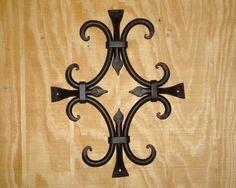 Fancy Scrolled Speakeasy Door Grille 14 x 11 Speakeasy Door, Wall Lights, Ceiling Lights, Candle Sconces, Mandala, Chandelier, Fancy, Doors, Ebay