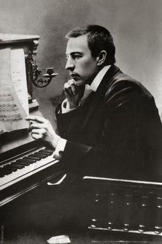 Sergei Vasilievich Rachmaninoff (1873 – 1943)
