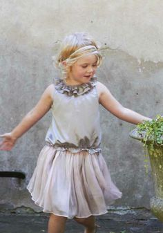 Marie Chantal Kids Spring / Summer 2012 Fashion Campaign