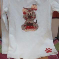 Camiseta perrito