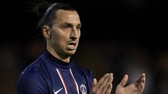 Zlatan Ibrahimovic, Paris Saint Germain FC | Valencia 1-2 PSG. UEFA Champions League. [12.02.13]