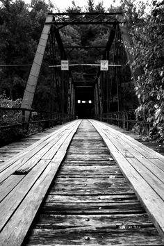 Tocca River Bridge... Blue Ridge, GA