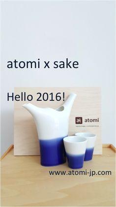 #atomi #sake #set #hello2016 #thankyou2015