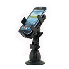 iKross Car Windshield Large Black Mount Holder