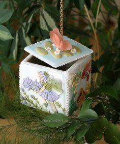 Magic Box! All the Fairies together  - Cake by The Cookie Lab - Bolachas Decoradas Artesanais