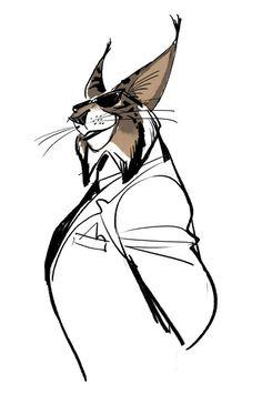 Zootopia Concept Art, Zootopia Art, Disney Concept Art, Cat Character, Character Design References, Character Drawing, Character Concept, Storyboard, Posca Art