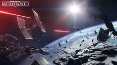 """Star Wars Battlefront II is """"three times the size of the original"""""""