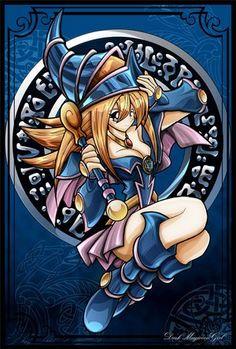 Dark Magician Girl Yu-Gi-Oh