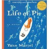 Yann Martel Life of Pi #literature