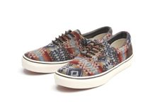 PENDLETON x VANS JAPAN – Sneaker Collection