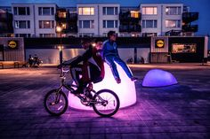 Interactive Public Sculptures Respond To Human Touch And Provide A Digital Playground For Residents   The Creators Project