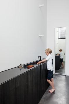 Woning TV, Affligem | bruno vanbesien architects