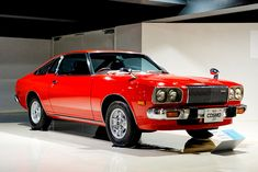 Mazda Rx5, Mazda Cars, Toyota Cars, Retro Cars, Vintage Cars, 1990s Cars, Japanese Cars, Cosmos, Muscle Cars