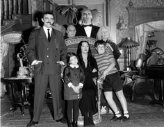 cool 50 Years Since The Addams Family Premieres On US TV
