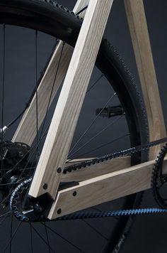 Paul Timmer fiets van hout 4