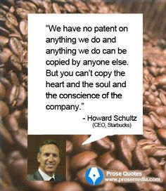 Sbux Stock Quote Howardschultzstarbucksbillionaireceopicturequote  Truths .
