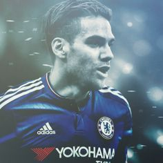 Radamel Falcao - Chelsea FC 2015-16 Chelsea Fc, Chelsea Football, Football Soccer, Go Blue, Sports Stars, Love Affair, Sick, Blues, God
