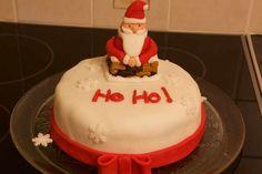 Santa Christmas Cake - A Simple Life of Luxury Morrisons, Santa Christmas, Luxury, Cooking, Simple, Cake, Desserts, Food, Kitchen