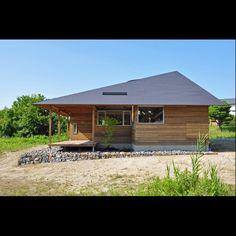 「柳沢の山荘」森を育む、野遊びの家   新潟で自然素材の住宅・無垢の家なら オーガニックスタジオ新潟