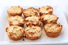 Another awesome way to hide veggies into things is by adding them into your baked goods. Breakfast can be a particularly difficult meal to get kids to eat, and more often than not things like muff… Pineapple Muffins, Hidden Veggies, Sweet Breakfast, Baked Goods, Zucchini, Carrots, Meals, Canning, Awesome