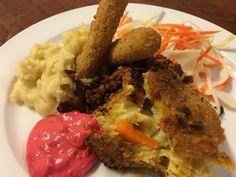 Bacon, Grains, Rice, Beef, Food, Meat, Essen, Meals, Seeds