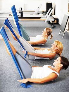 Emma Stone's Pilates Workout Routine