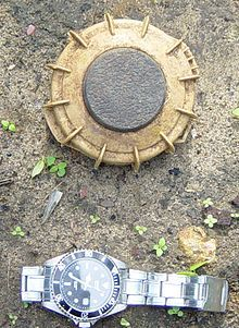 Anti-personnel mine - Wikipedia, the free encyclopedia